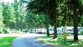 Photo of Olympia Campground Entrance